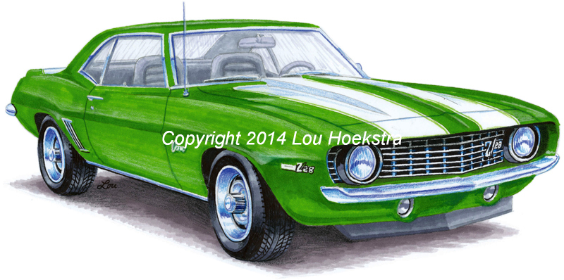 Category Muscle Cars